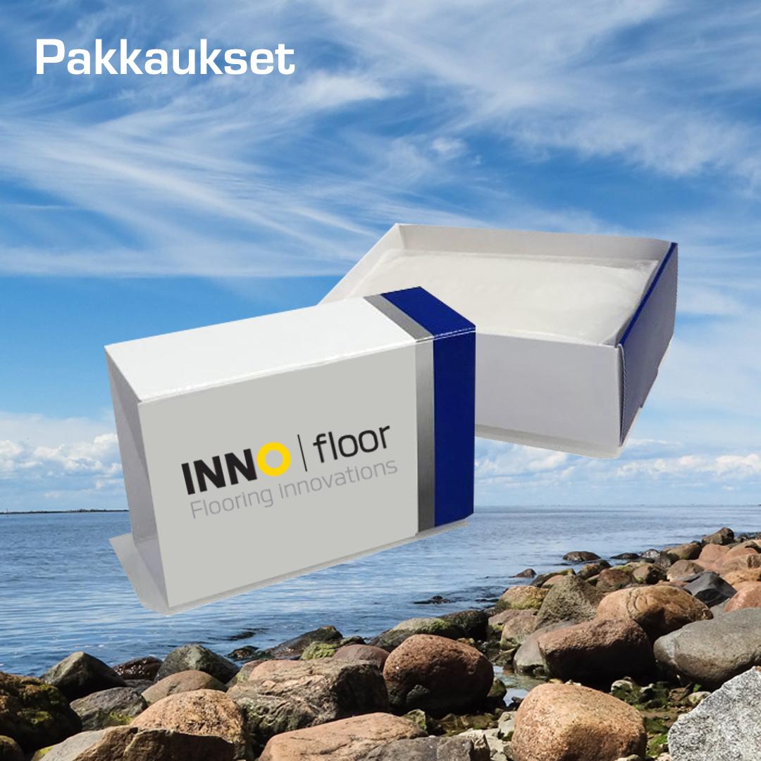 Kuopion Liikekirjapaino valmistaa pakkaukset.