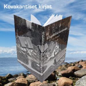 Kuopion Liikekirjapainosta tilaat kovakantiset kirjat.