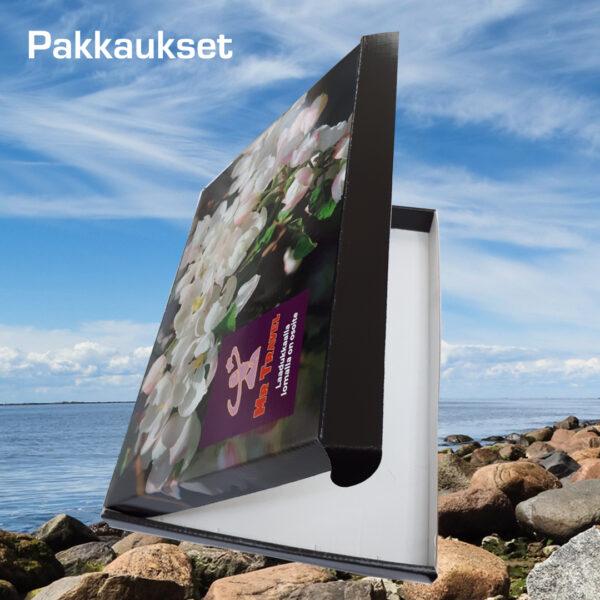Kuopion Liikekirjapainosta tilaat tyylikkästi painetut pakkaukset.