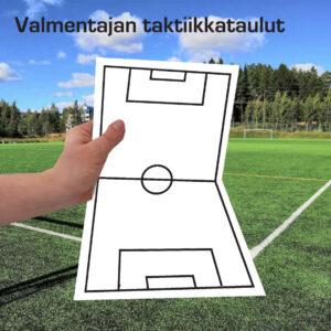Valmentajan taktiikkataulut
