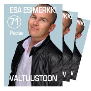 Vaalikortit A6